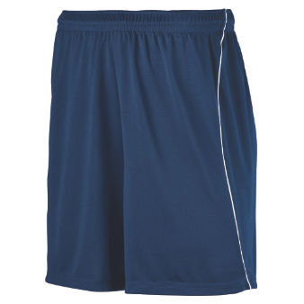 Augusta Sportswear Wicking Soccer Short With Piping