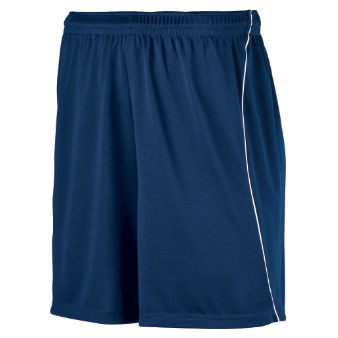 Augusta Sportswear Youth Wicking Soccer Short With Piping