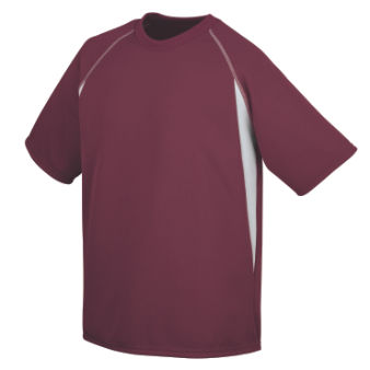 Augusta Sportswear Youth Wicking Mesh Jersey