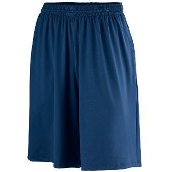 Augusta Sportswear Poly/Spandex Short with Pockets