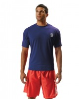 A4 Adult 2-Way Stretch Short Sleeve Performance Tee N-3213
