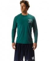 A4 Adult 2-Way Stretch Long Sleeve Performance Tee N3214