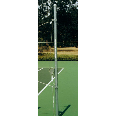 Stackhouse VODW Outdoor Steel Volleyball End STD w/ Winch