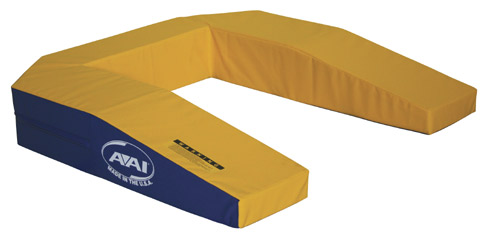 American Athletic Contoured Vault Safety Zone Mat