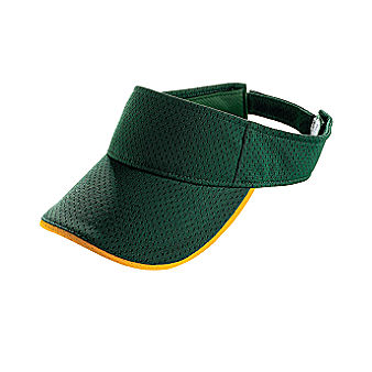 Augusta Sportswear Adult Athletic Mesh Two-Color Sport Visor