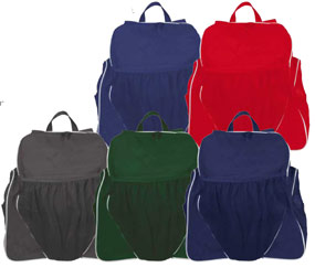 Champion Sport Deluxe All Purpose Backpacks